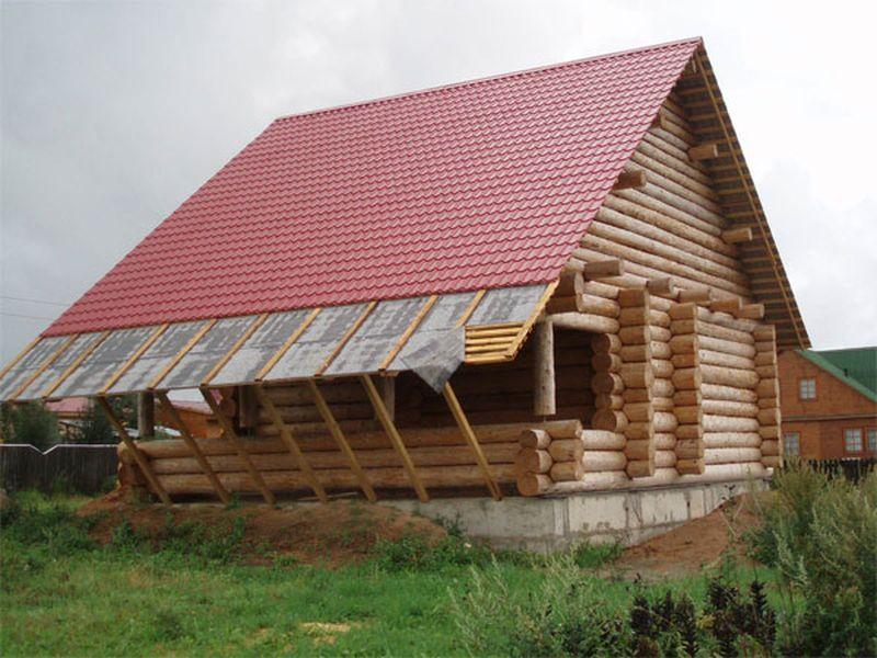 Построить фундамент под дом цена в Балашихе